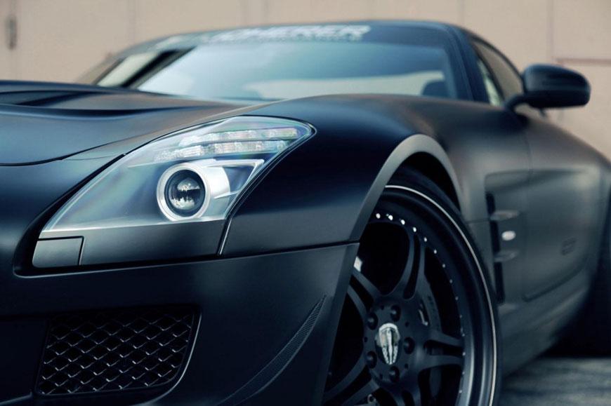 Kicherer's Mercedes SLS AMG Supercharged GT (7)