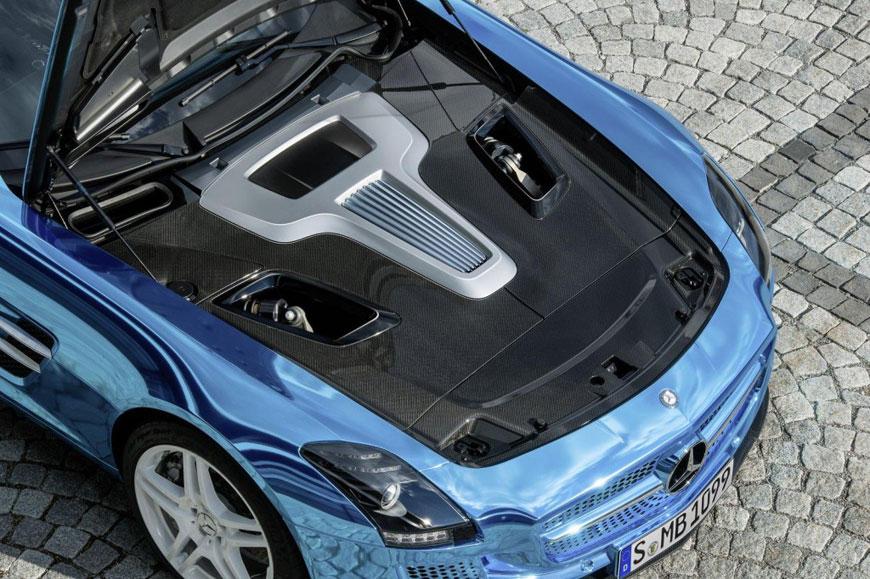 The Mercedes-Benz SLS Electric Drive (26)