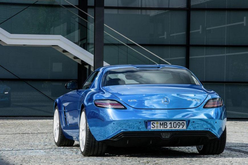 The Mercedes-Benz SLS Electric Drive (21)