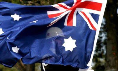 Vlag van australie