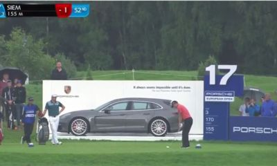 Marcel Siem golf