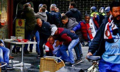 Feyenoord rellen