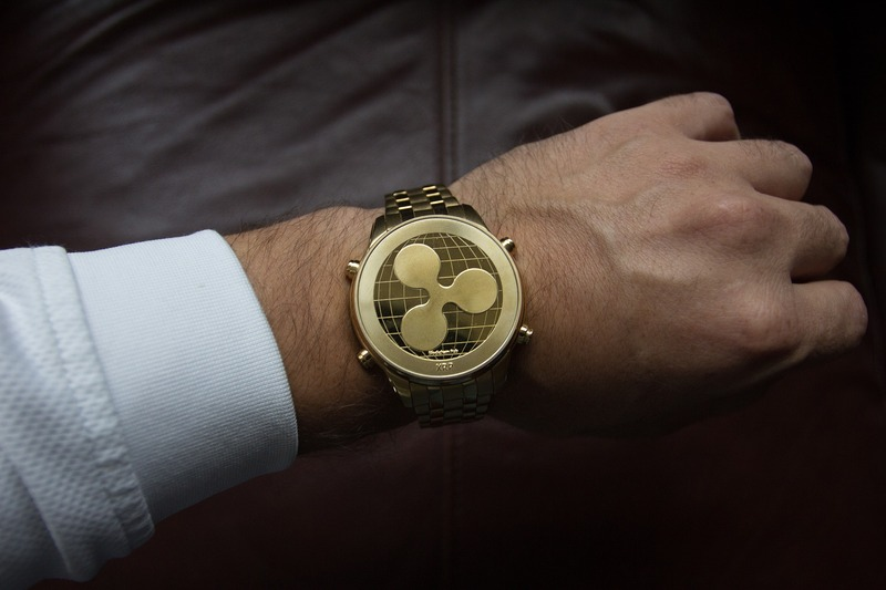 bitcoin horloge