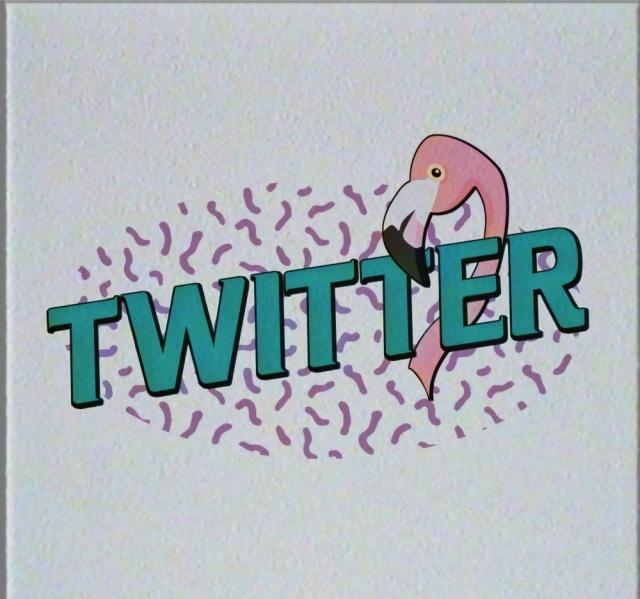 Twitter old logo