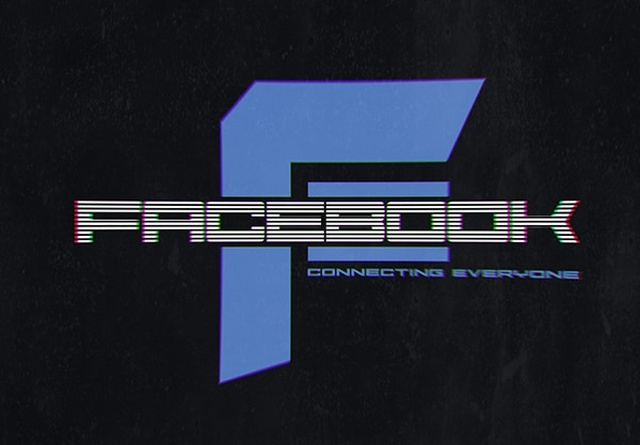 Facebook old logo