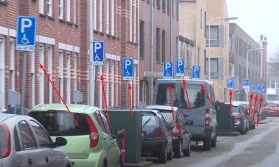 Parkeren fraude schilderswijk Den Haag