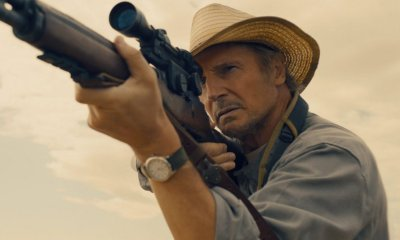 Liam Neeson in The Marksman