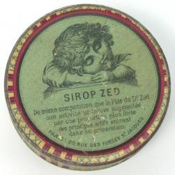 Sirop Zed