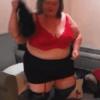 Oma striptease