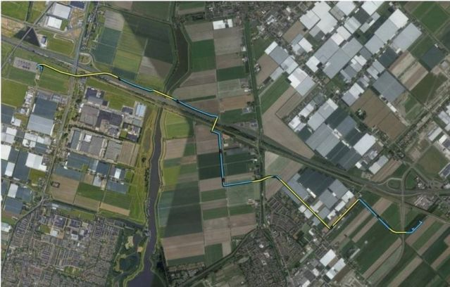 Tennet en Zuidplas willen nieuw hoogspanningsstation, 100 zienswijzen ingediend door bewoners