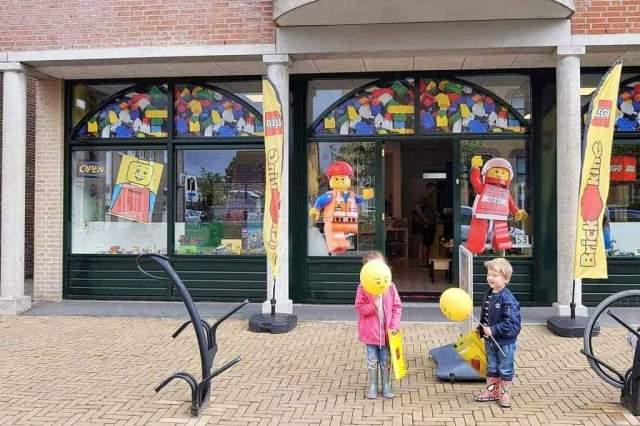 Legowinkel Brick King gaat stoppen