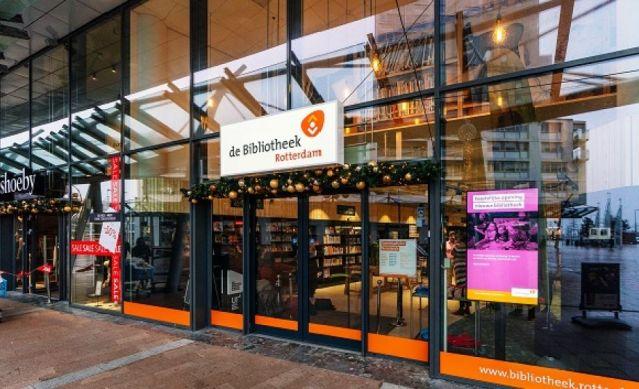 Bibliotheek Nesselande langer open