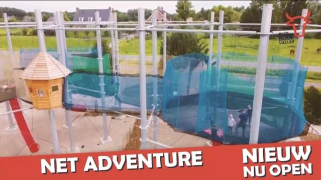Nieuw bij Outdoor Valley: Net adventure