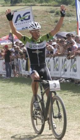 Opnieuw Belgisch kampioen MTB