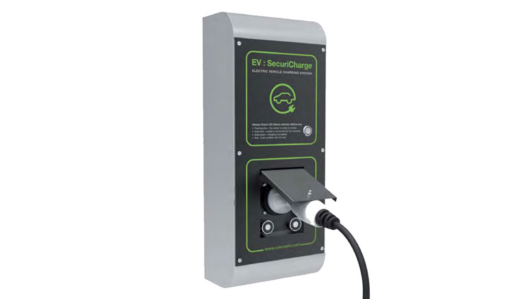 Rolec SecuriCharge EV Charger