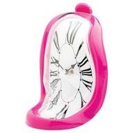 Pink-Time-Warp-Clock-Shelf-Clock-Office-Salvador