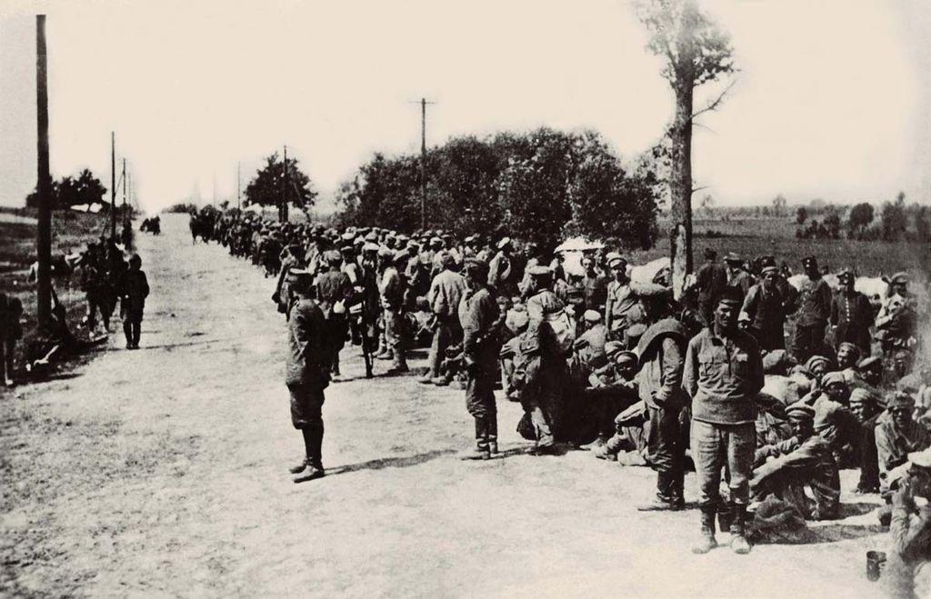 Jeńcy sowieccy w niewoli polskiej (1919-1921)