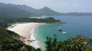 Ham Tin Wan - Tai Long Wan Bay