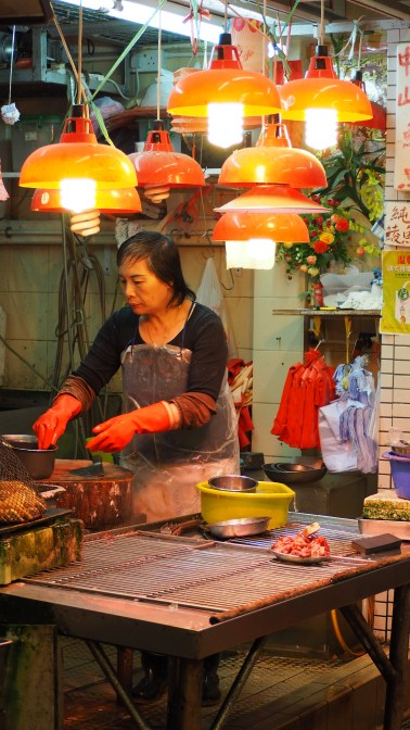 Food Market 2 - Kennedy Town to Sheung Wan