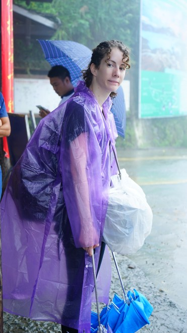 torrential rain - saz