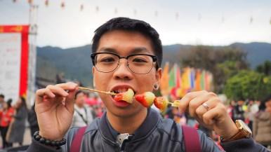 Lam Tsuen Well Wishing festival