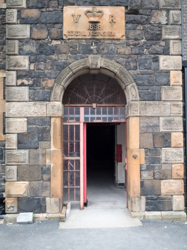 Crumlin Road Gaol.