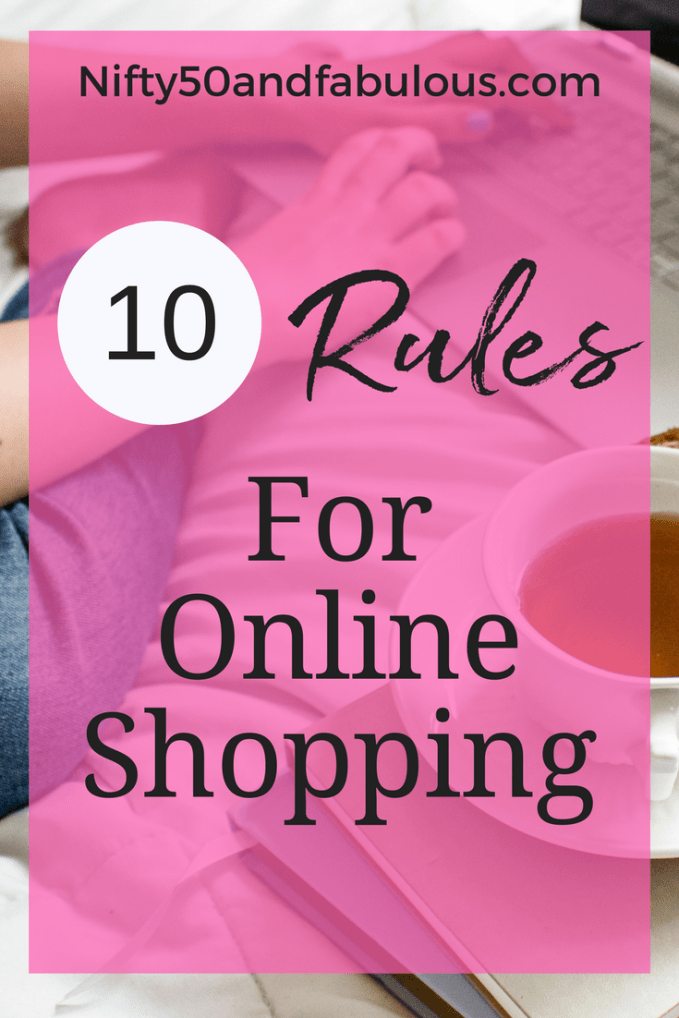 10 Rule for Online Shopping