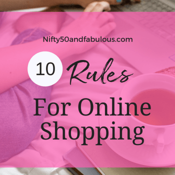 50 and over guide to online shopping