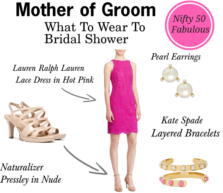 Mother of the Groom: What to wear to bridal shower