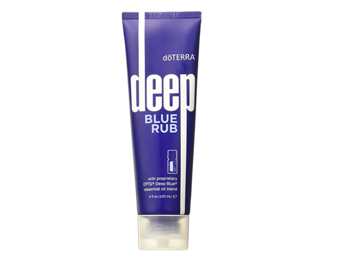 Favorite Things! DoTerra Deep Blue Rub