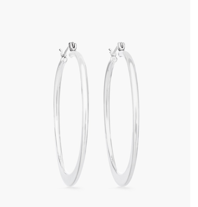 Jensen Hoop Earrings