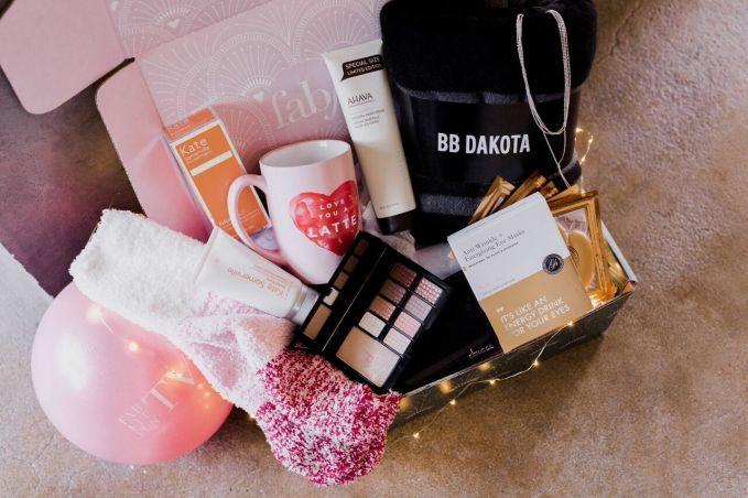 FabFitFun Winter Box 2017