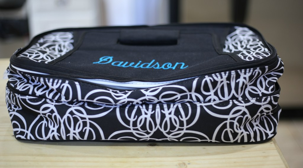 Monogrammed Casserole Carrier By Buckhead Bette