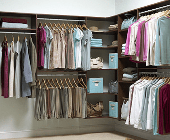 Allen + Roth Closet Organizing Kit From Lowes