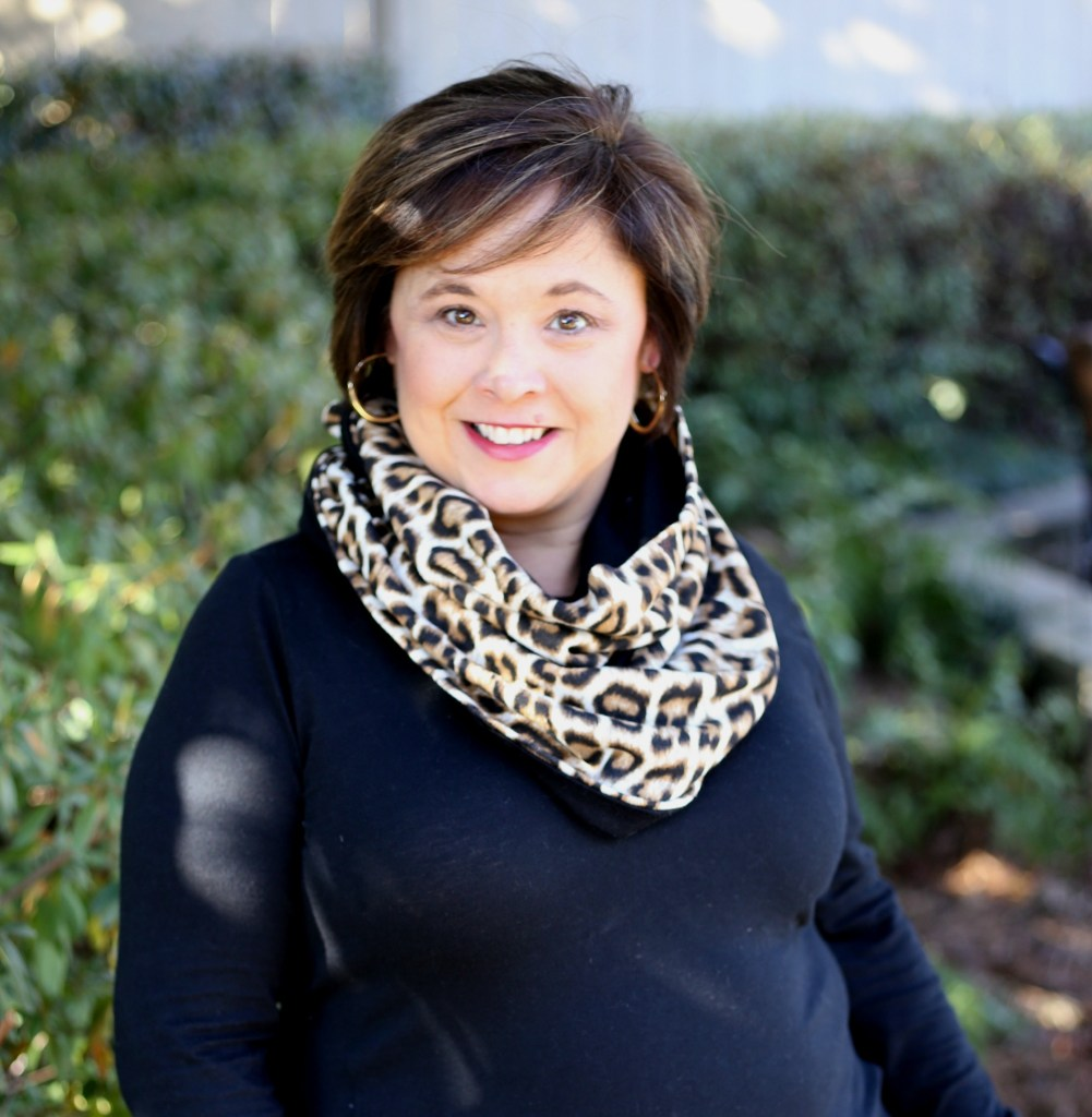 Leopard Print Infinity Scarf From Chicos