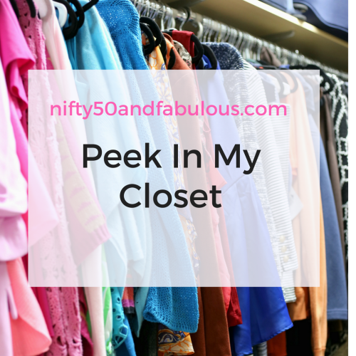 Peek in my closet