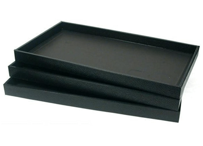 Stackable Trays From Amazon For Necklaces