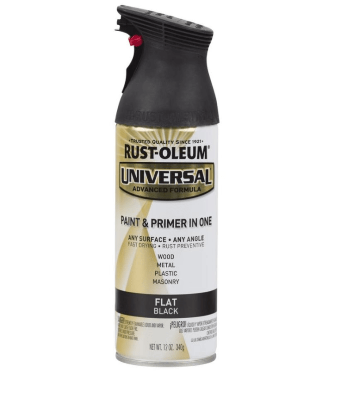 Rust-Oleum Pain and Primer Spray Paint