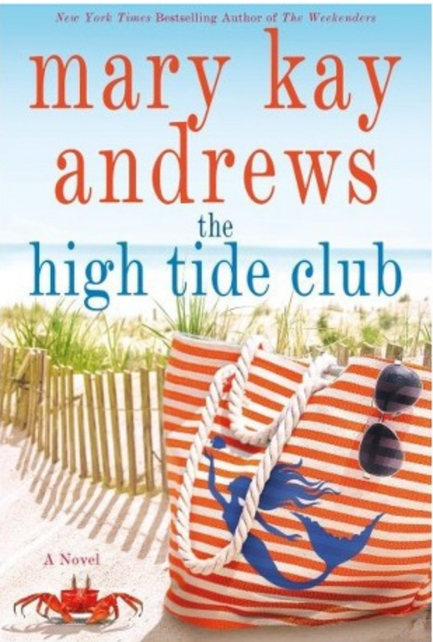 Summer Beach Reads- High Tide Club