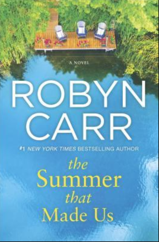 Summer Beach Read- The Summer That Made Us.