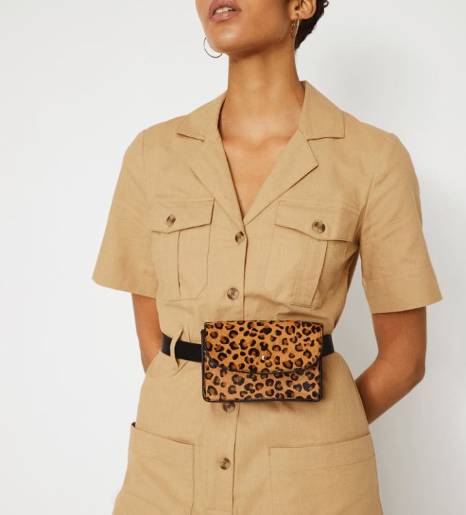 Fall Fashion Trend- Belted Bag