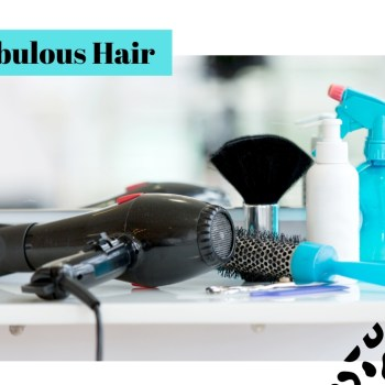 Women Over 50- Tools And Products For Fabulous Hair