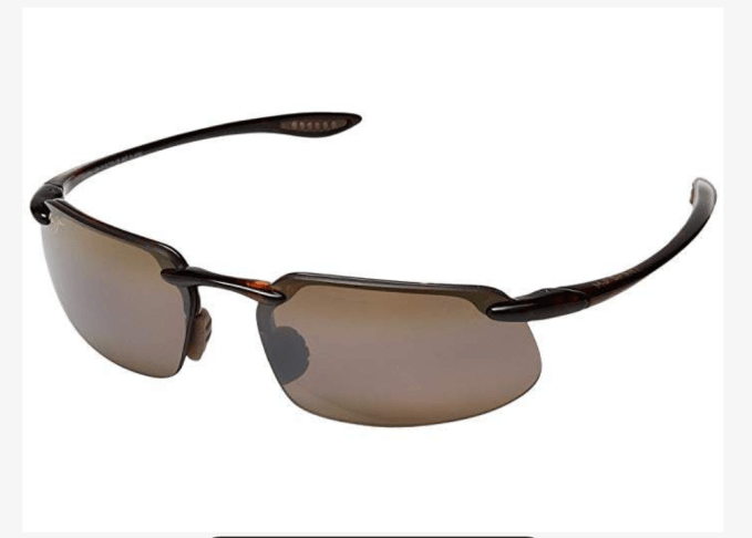 Maui Jim Kanaha is what I play tennis with and drive with  Great for sunny days and cloudy days with glare these polarized lenses make everything POP