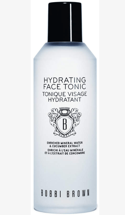 Bobbi Brown Hydrating Face Tonic Applied immediately after cleansing, this skin-conditioning tonic begins to restore and balance skin, leaving it soft, smooth