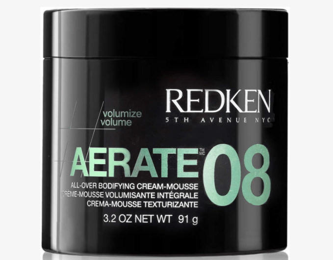 Women Over 50- Tools And Products For Fabulous Hair -Aerate for volume and texture