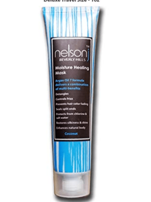 Nelson J Beverly Hill Moisture Healing Mask- Coconut Scent