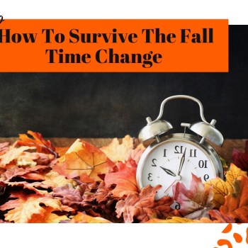 How To Survive The Fall Time Change-Women Over 50