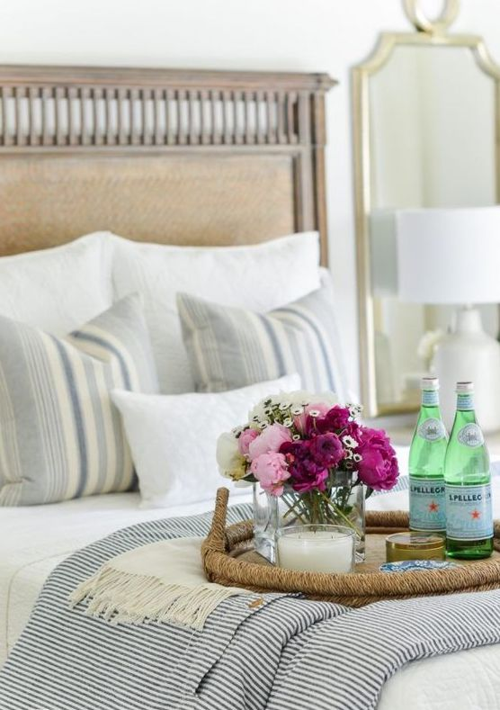 How To Make Your Guest Room Warm And Welcoming For The Holidays- Add some special touches to make them feel welcome