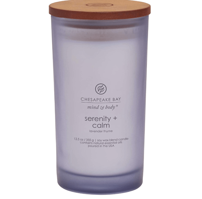 Chesapeake Bay Mind & Body Serenity + Calm Candle