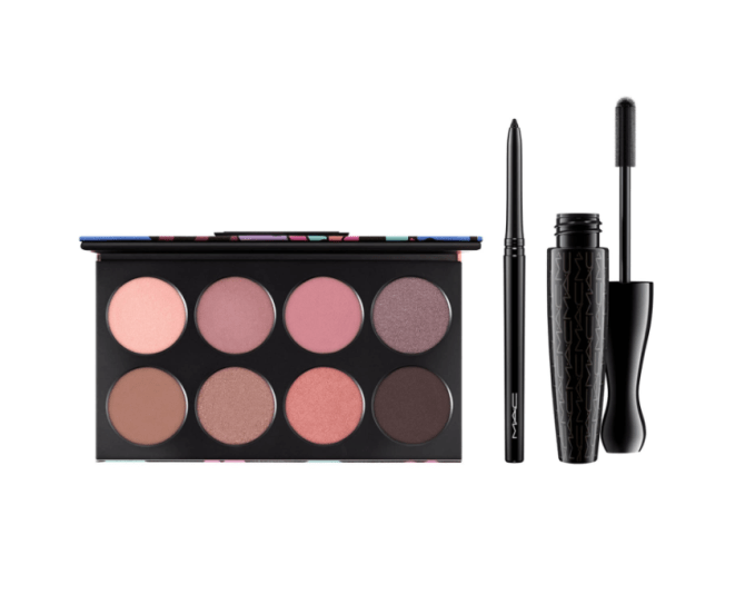 MAC Dream Team Eye Kit In Cool Tones - Perfect for everyday wear and for travel